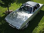 1963 Ford Thunderbird Picture 3