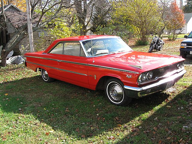 1963 1 2 ford galaxie 500 for sale clinton illinois. Cars Review. Best American Auto & Cars Review