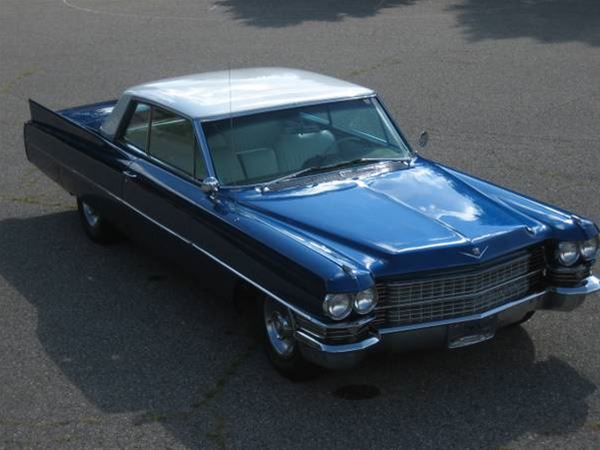 1963 Cadillac Deville For Sale Mason  Michigan