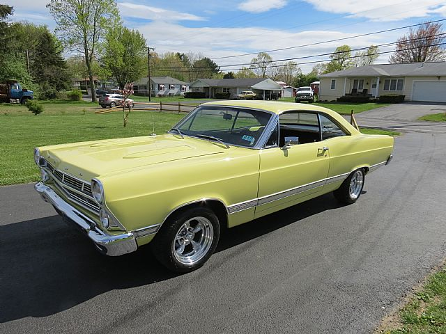 1967 Ford Fairlane 500 For Sale Mount Hope West Virginia