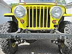 1946 Jeep CJ2 Picture 3