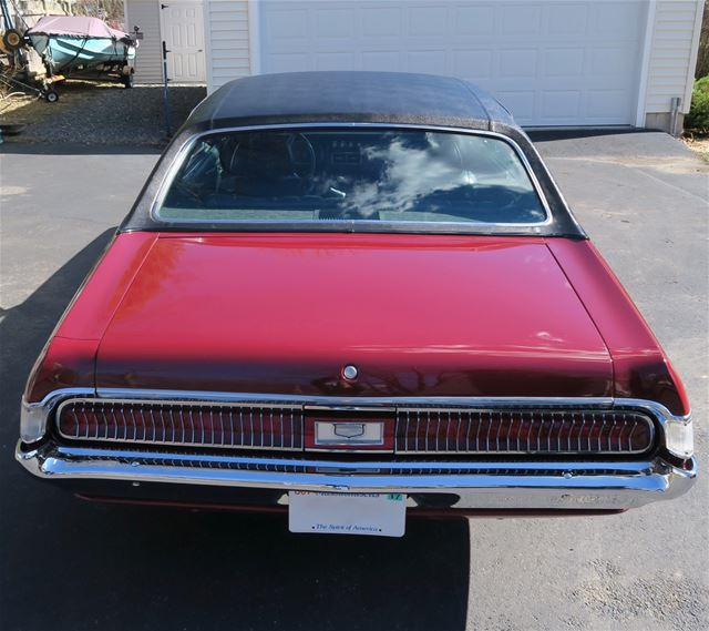 1969 Mercury Cougar For Sale Framingham, Massachusetts