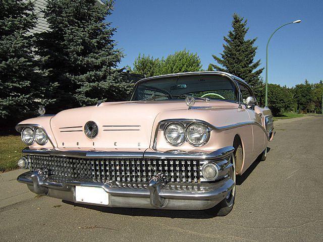 1958 Buick Century For Sale Saskatoon, Saskatchewan