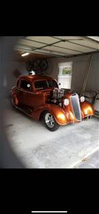 1936 Chevrolet 5 Window Coupe Picture 3