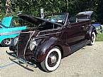 1937 Ford 2 Door Sedan Picture 3