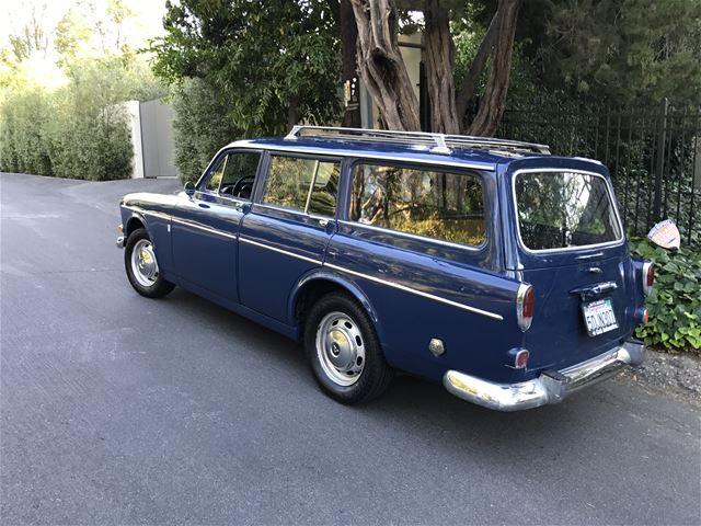 1967 volvo 122s amazon wagon for sale southern california california. Black Bedroom Furniture Sets. Home Design Ideas