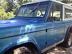 1967 Ford Bronco Picture 3
