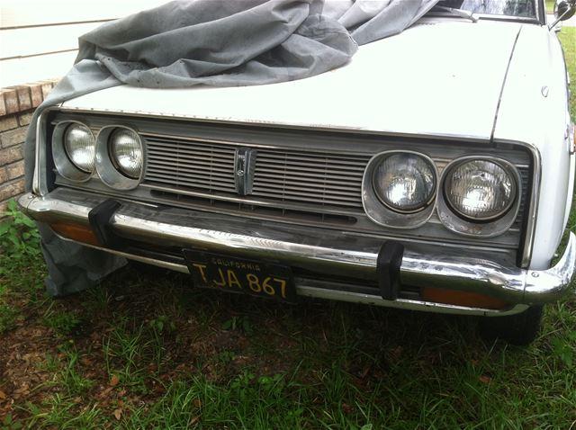 1969 Toyota Corona For Sale DeFuniak Springs, Florida