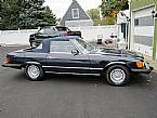 1983 Mercedes 380SL Picture 3