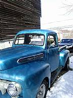 1951 Ford F1 Picture 3