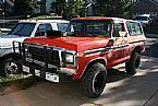 1979 Ford Bronco Picture 3