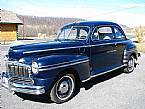 1947 Mercury Coupe Picture 3