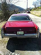 1975 Cadillac Coupe DeVille Picture 3