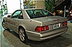 2001 Mercedes SL500 Picture 3