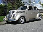 1937 Ford Bustle Back Sedan Picture 3
