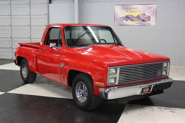 1987 Chevrolet C10 For Sale Lillington North Carolina