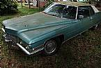 1971 Cadillac Coupe DeVille Picture 3
