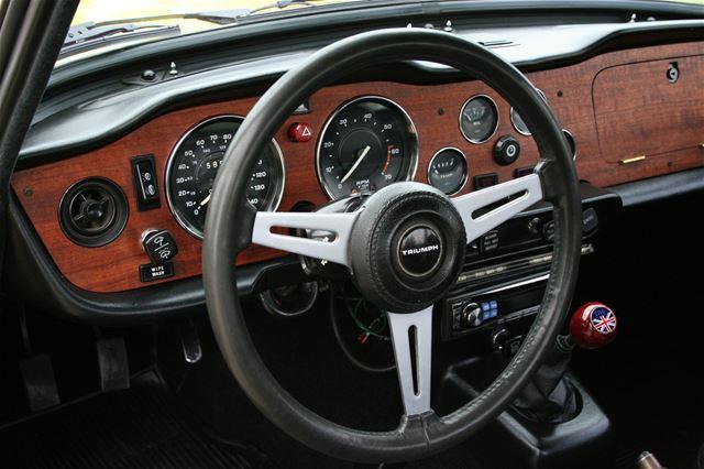 1974 Triumph Tr6 For Sale Sioux City Iowa