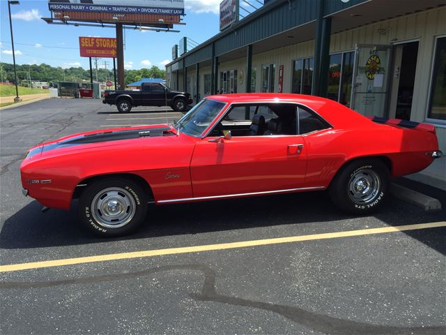 1969 Chevrolet Camaro For Sale Fenton Missouri