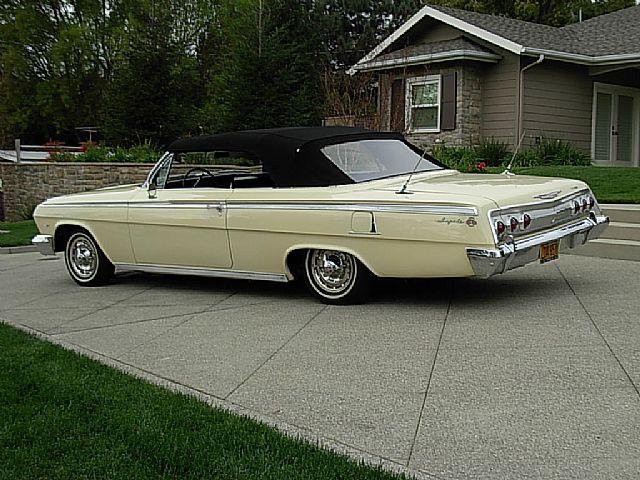 1962 chevrolet impala ss convertible for sale. Black Bedroom Furniture Sets. Home Design Ideas