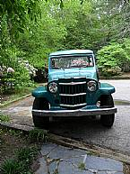 1961 Jeep Willys Picture 3