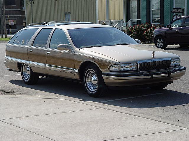 1996 buick roadmaster estate wagon for sale mount vernon indiana. Black Bedroom Furniture Sets. Home Design Ideas
