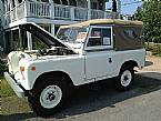 1978 Land Rover Series 3 Picture 3