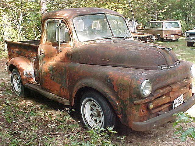 1950 Dodge Pickup Swb For Sale Alexander City Alabama