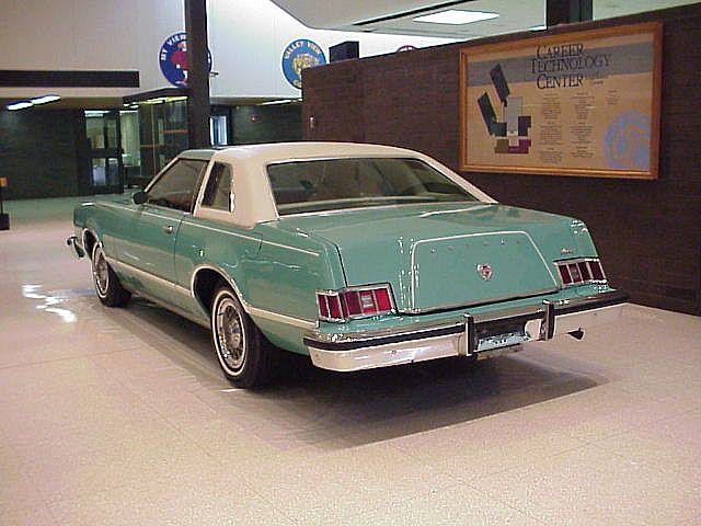 1978 Mercury Cougar XR7 For Sale Carbondale Pennsylvania