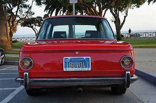 1970 Bmw 2002 For Sale Playa Del Rey California