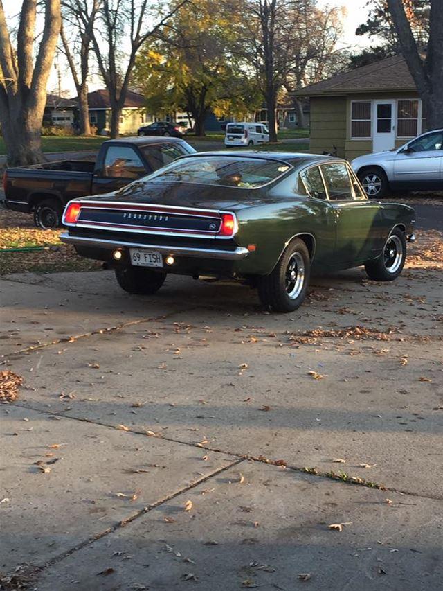 1969 Plymouth Barracuda For Sale Minneapolis, Minnesota