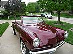 1952 Studebaker Roadster Picture 3