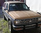 1988 Chevrolet S10 Picture 3