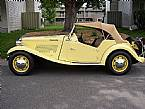 1952 MG TD Picture 3