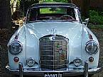 1959 Mercedes 220S Picture 3