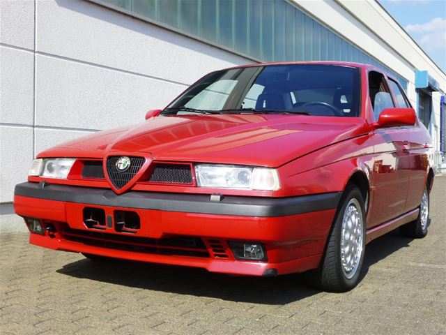 1993 alfa romeo 155 q4 4x4 for sale germany. Black Bedroom Furniture Sets. Home Design Ideas