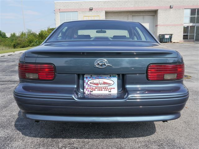 1996 Chevrolet Impala Ss For Sale Alsip Illinois
