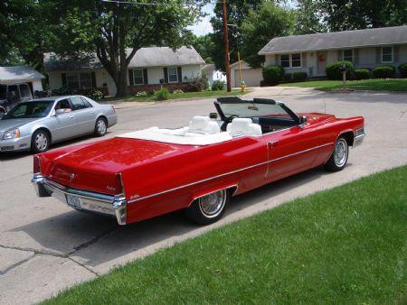 1969 Cadillac Deville Converible For Sale Des Moines Iowa