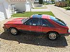 1986 Mercury Capri Picture 3