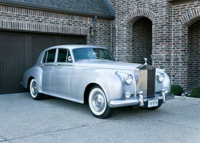 1959 Rolls Royce Silver Cloud For Sale El Paso  Texas
