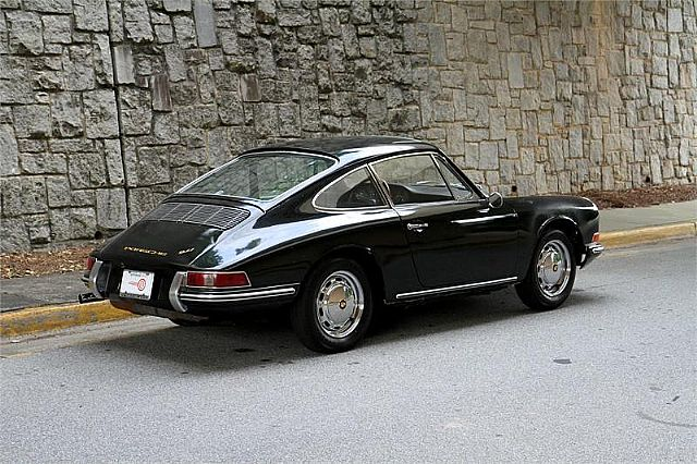 1965 Porsche 911 For Sale Lenoir North Carolina
