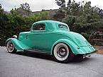 1934 Ford 3 Window Coupe Picture 3