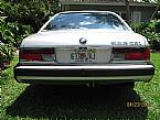 1984 BMW 633CSi Picture 3