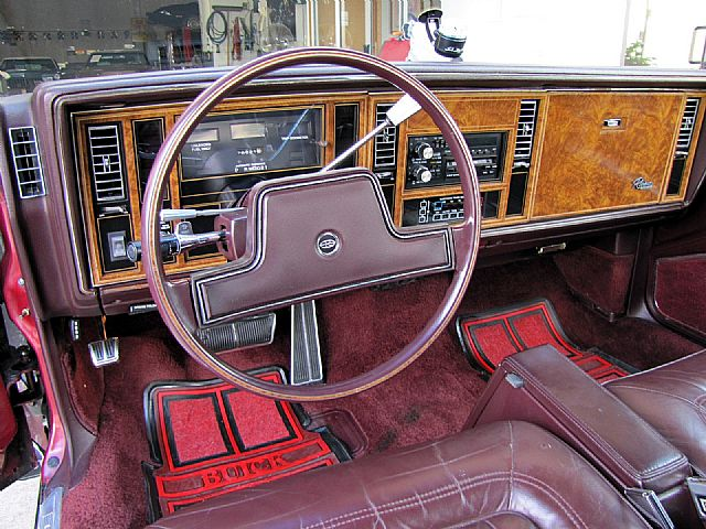 Riv on 1985 Buick Lesabre Limited Coupe