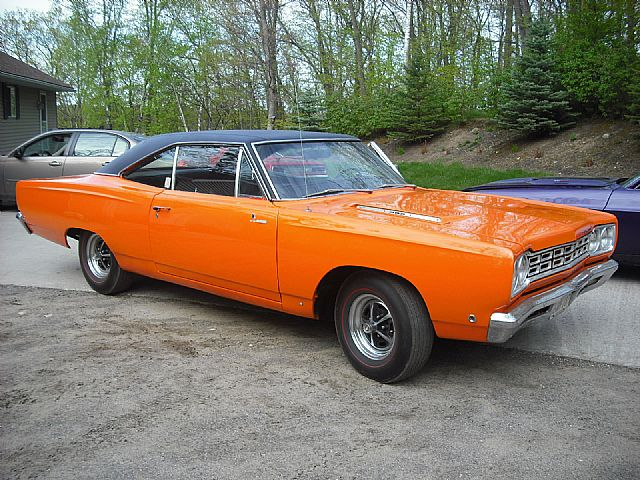 1968 plymouth road runner for sale burtrum minnesota. Black Bedroom Furniture Sets. Home Design Ideas