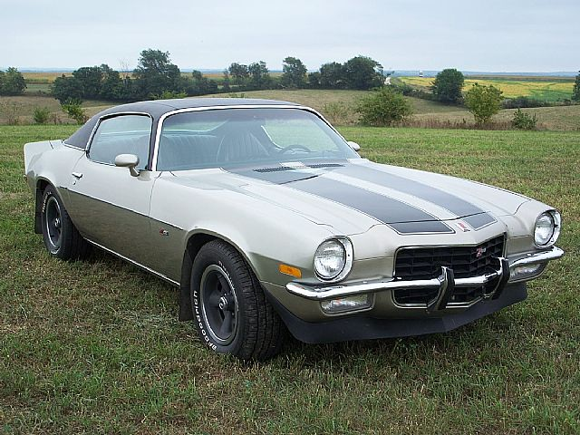 1973 chevrolet camaro z28 - photo #16