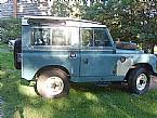 1962 Land Rover Series 2a Picture 3