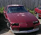 1988 Chevrolet Camaro Picture 3