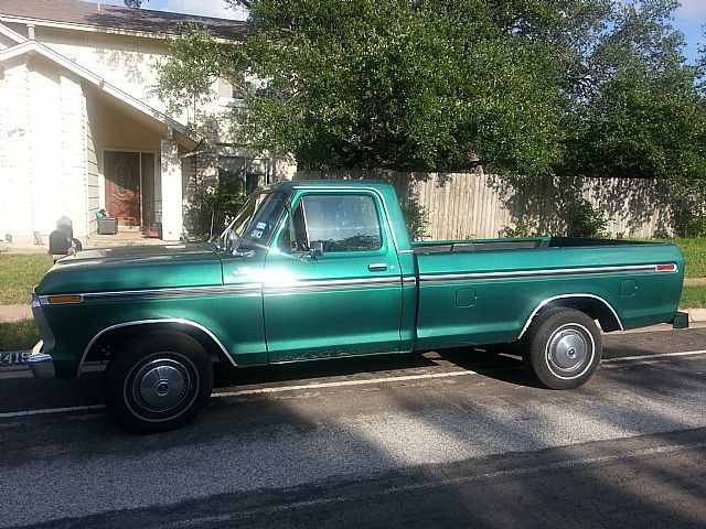 Nada Classic Car Value >> 1977 Ford F150 Custom For Sale Austin, Texas