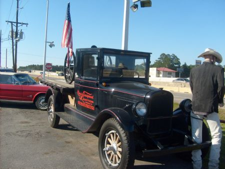 Buick Tires Conroe >> 1927 Chevrolet Truck For Sale Conroe, Texas